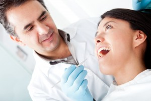 shutterstock dentist with patient